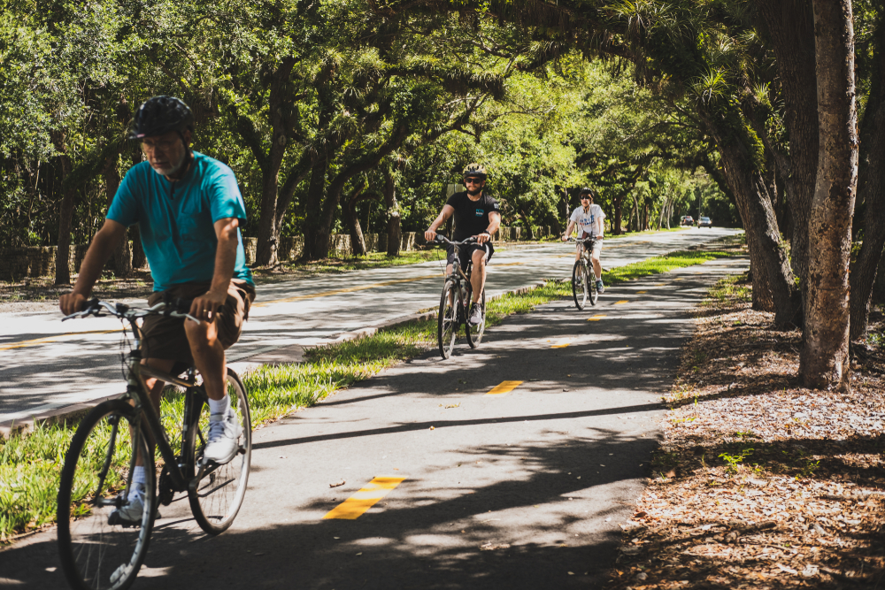 Miami Study to Connect Bikers and Pedestrians to Transit