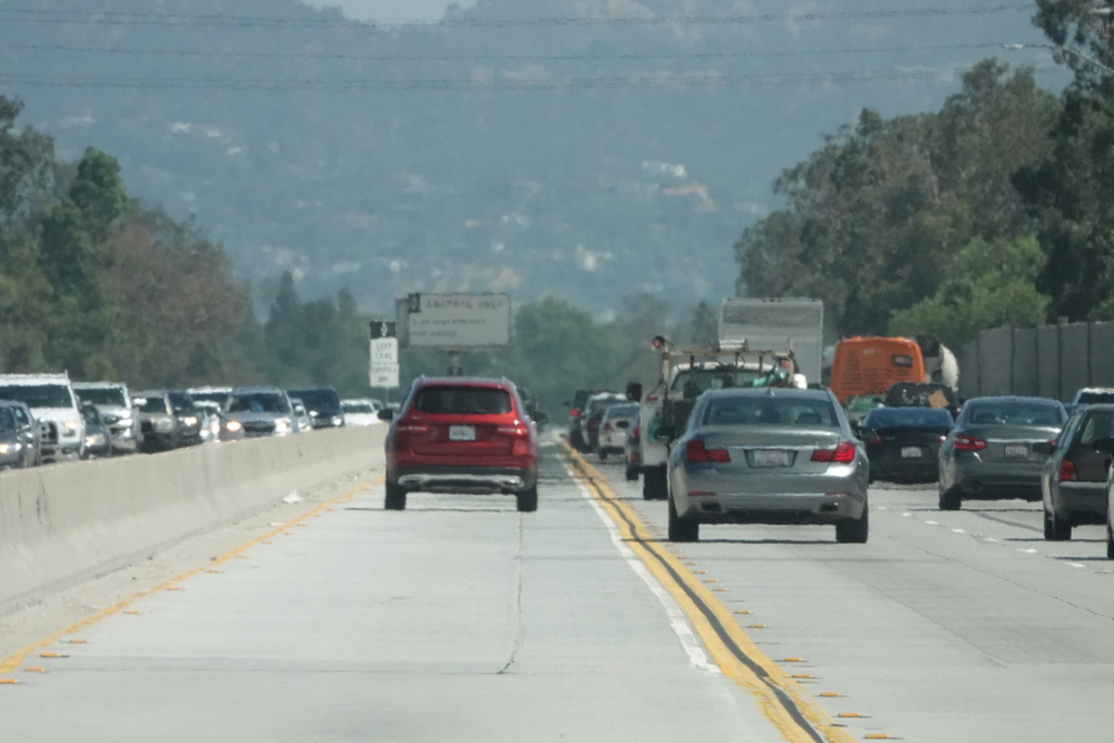 Express Lane California >> Funding Approved For Interstate 10 Express Lanes In Southern