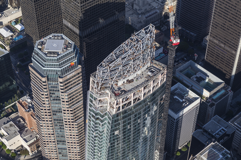 New Tallest Building West of the Mississippi Now Open