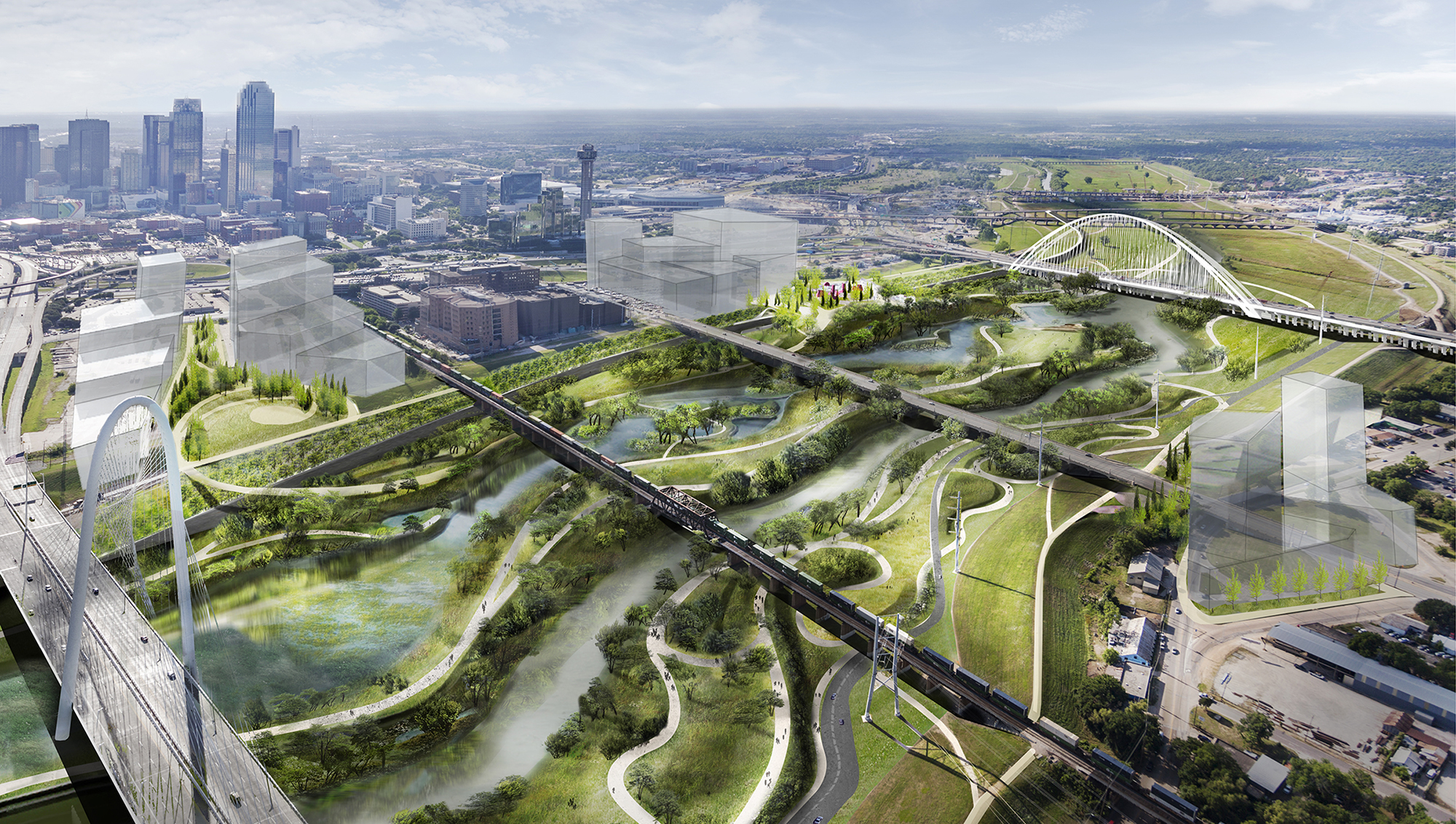 A Shifting Sense Of Urban Design In Dallas News Planetizen