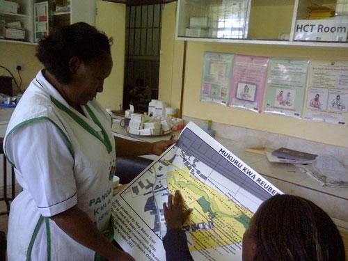 Map Mukuru Map Distribution