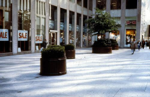 Newer part of Rockefeller Center.