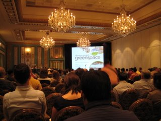 APA Conference Session, Planning for Green Infrastructure