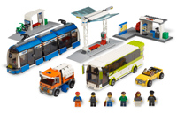 Lego City Transportation Sation