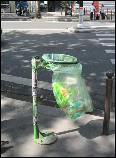 Parisian Garbage Collector