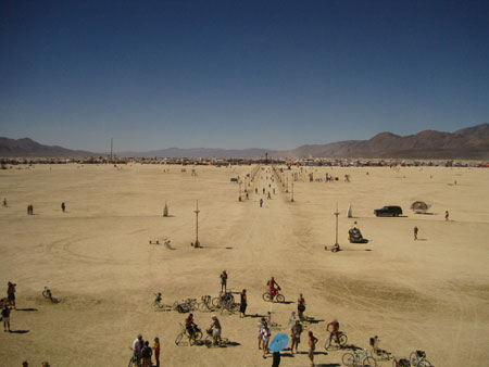 Burning Man 2010 - Black Rock City